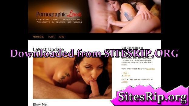 PornographicLove SiteRip