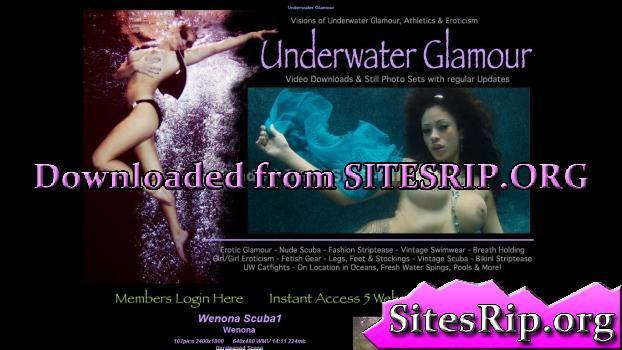 UnderWaterGlamour – SITERIP