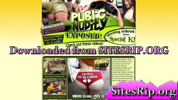 PublicNudityExposed – SITERIP