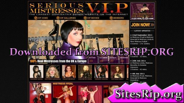 SeriousMistressesVIP – SITERIP