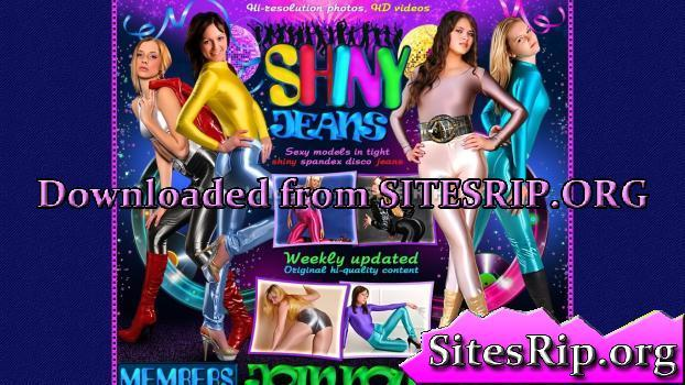 Shiny-Jeans – SITERIP