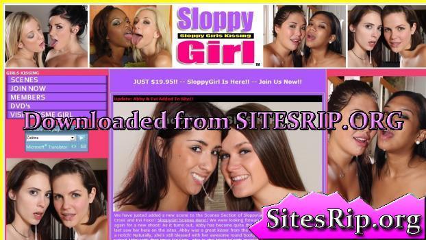 SloppyGirl – SITERIP