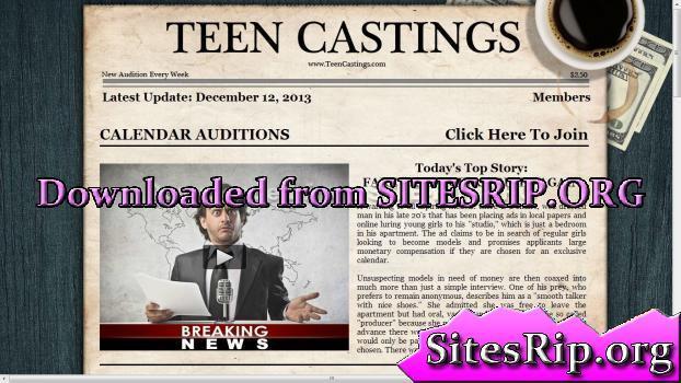TeenCastings – SITERIP