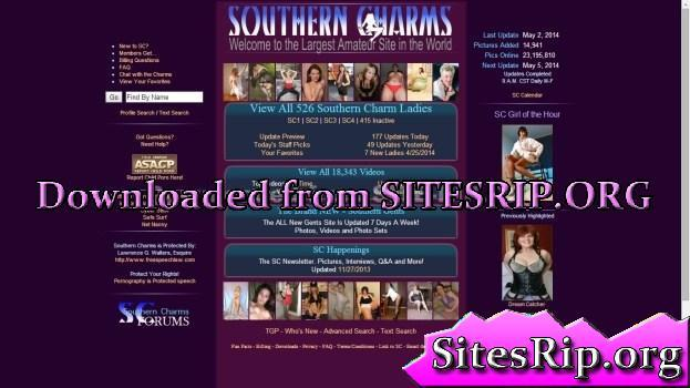 Southern-Charms Pics SITERIP