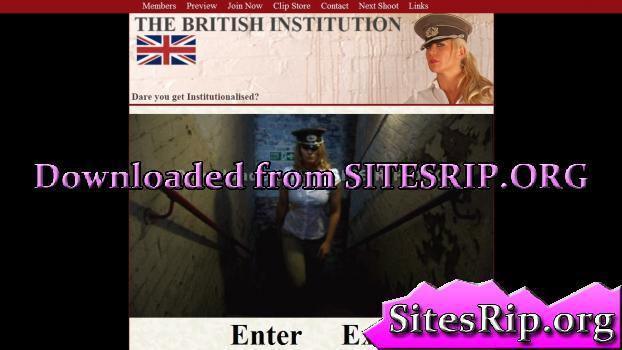 TheBritishInstitution – SITERIP