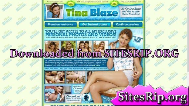 TinaBlaze – SITERIP