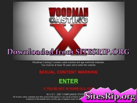 WoodmanCastingX SiteRip