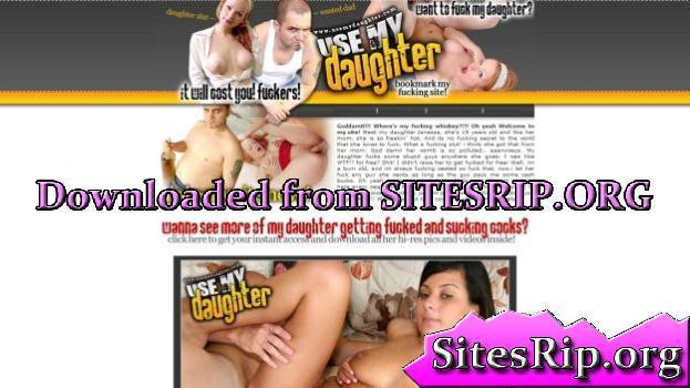 UseMyDaughter SiteRip