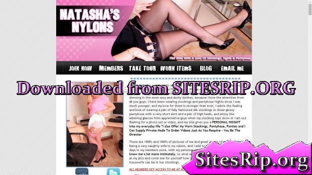 NatashasNylons – SITERIP