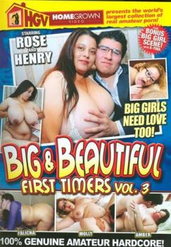 Big and Beautiful First Timers Vol.3
