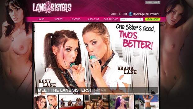 LaneSisters - SiteRip