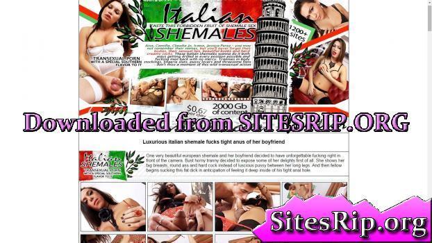HotItalianShemales – SITERIP