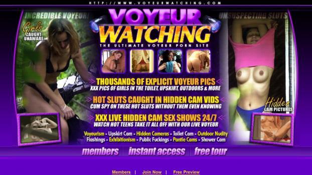 VoyeurWatching - SiteRip