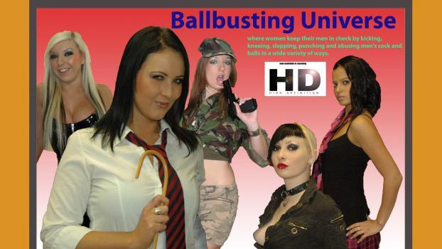 BallbustingUniverse - SiteRip
