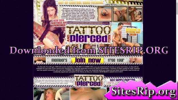 TattooPiercedPorn – SITERIP