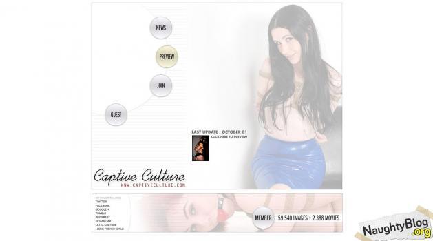 CaptiveCulture.com - SITERIP