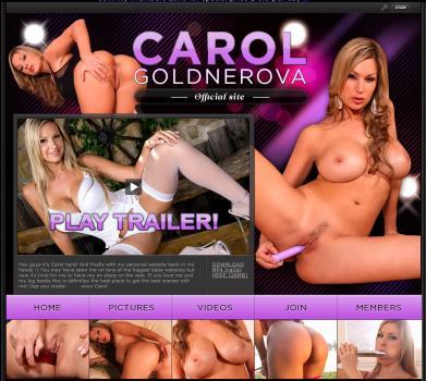 CarolGoldnerova - SiteRip