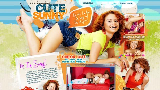 CuteSunny - SiteRip