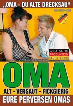 Oma-Alt-Versaut-Fickgierig