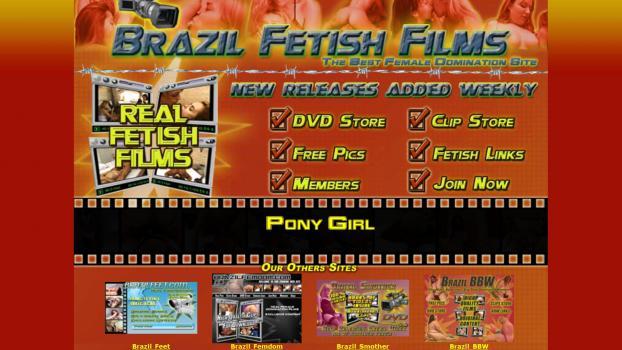 BrazilFetishFilms - SiteRip