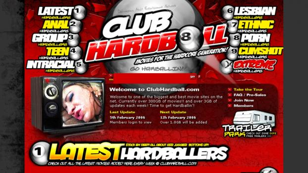ClubHardBall - SiteRip