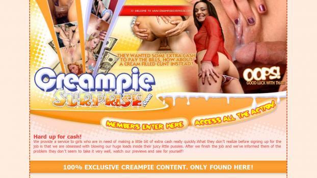 CreamPieSurprise - SiteRip