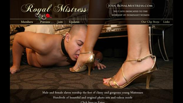 RoyalMistress – SiteRip